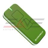 Двухканальный пульт дистанционного управления COMUNELLO Victor-2 Green