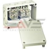 Групповое управление в корпусе IP-65 Nero Electronics ГУ-4