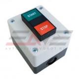2-кнопочный выключатель SPC, накладной