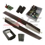 Комплект линейных приводов для распашных ворот CAME AXI BROWN