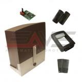 Комплект привода для откатных ворот CAME BXV BROWN 001UOPS2000