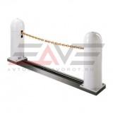 Автоматический барьер CAME CAT220 цепной 7,5 метров