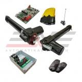 Комплект линейных приводов для распашных ворот CAME серии KRONO FULL