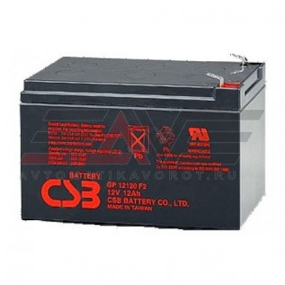 Аккумулятор  CAME 12 В, 1,2 Ач