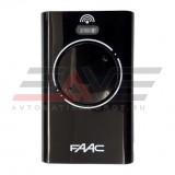 Брелок-передатчик FAAC XT2 868 SLH LR (черный)