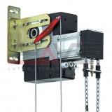 Комплект вального привода с концевыми выключателями и встроенной платой управления