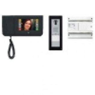 BVKITMTH11 - Видеодомофон Mitho (комплект), цвет черный лак