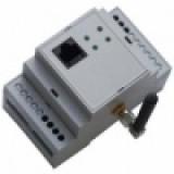Блок управления приводом через телефон GSM