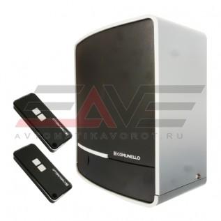 Комплект привода Comunello FT500KIT серии FORT для откатных ворот весом до 500 кг