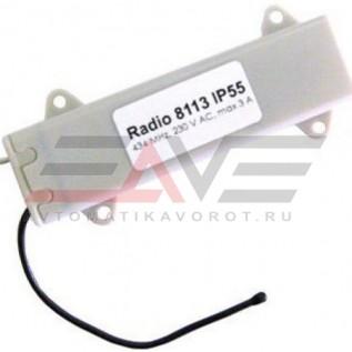 Радиоуправление одноканальное в короб Nero Electronics Radio 8113 IP55