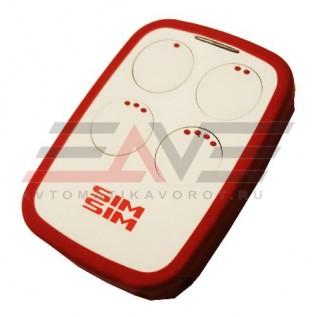 4-канальный пульт ДУ Apollo Sim-Sim Red