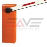 Комплект автоматического шлагбаума Faac 615 BPR гидравлический, стрела до 5 м