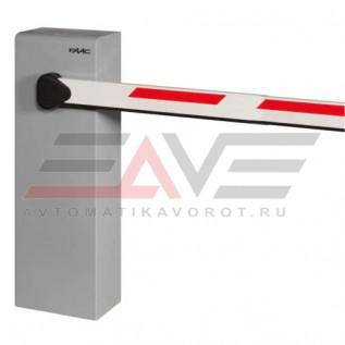 Комплект автоматического шлагбаума Faac 617/4 BPR с длиной стрелы до 4 м