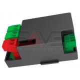 Плата аварийного питания CAME RLB для подключения и зарядки аккумуляторов