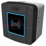 Считыватель Bluetooth накладной CAME SELB1SDG1, с синей подсветкой, для 15 пользователей