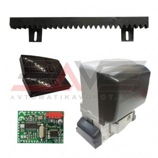 Комплект привода для откатных ворот CAME серии BX-64 Silent