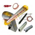 Автоматический шлагбаум CAME GARD 3000 дюралайт (высокоинтенсивный) комплект