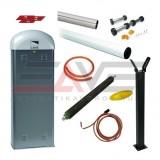 Автоматический шлагбаум CAME GARD 8000/6 комплект