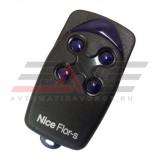 Пульт ДУ 4-x - канальный, динамический код Nice FLO4R-S