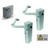 Комплект приводов для распашных ворот Nice модель WALKY2024KCE/O