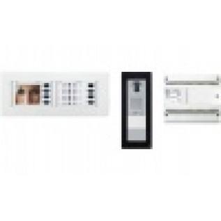 BVKITNVM01 - Видеодомофон Nova (комплект), цвет белый