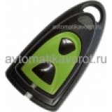 2-х канальный пульт ДУ DTM System EcoVictory-2 green (433,92 МГц)